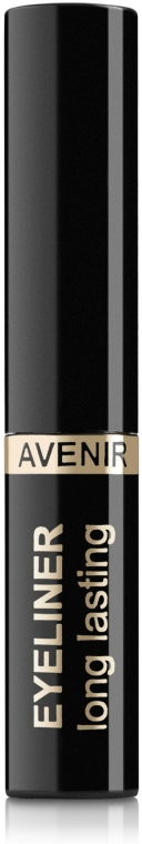 Подводка для глаз - Avenir Cosmetics Waterproof Liquid Eyeliner