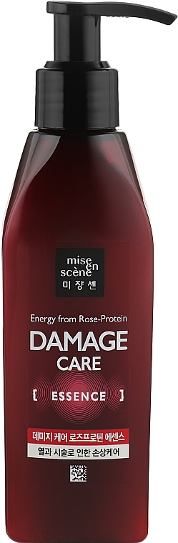 Эссенция восстанавливающая для поврежденных волос - Mise en Scene Damage Care Essence
