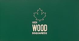 Духи, Парфюмерия, косметика Dsquared2 Green Wood Pour Homme - Набор (edt/5ml + s/g/25ml + b/lot/25ml)