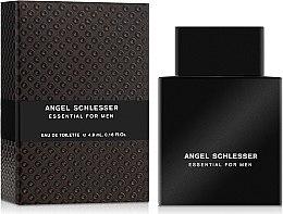 Парфумерія, косметика Angel Schlesser Essential for Men - Туалетна вода (міні)
