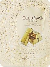 Духи, Парфюмерия, косметика Тканевая маска с золотом - Esfolio Gold Essence Mask