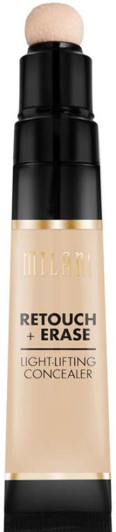 Лифтинг-корректор от темных кругов под глазами - Milani Retouch + Erase Light-Lifting Concealer
