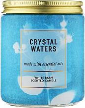 """Духи, Парфюмерия, косметика Аромасвеча """"Crystal Waters"""" - Bath and Body Works"""
