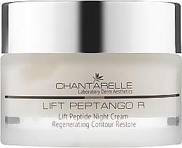 Духи, Парфюмерия, косметика Восстанавливающий лифтингующий пептидный ночной крем - Chantarelle Liftango R Lift Peptide Night Cream