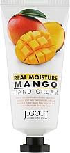 Духи, Парфюмерия, косметика Крем для рук с экстрактом манго - Jigott Real Moisture Mango Hand Cream