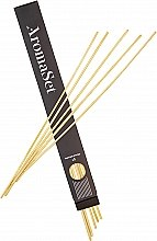 Парфумерія, косметика Змінні палички для аромадифузора №1 - AromaSet Rattan Sticks