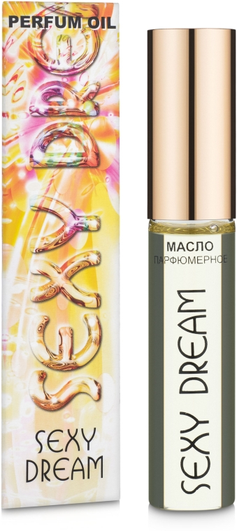 Floralis Sexy Dream Perfum Oil - Масло парфюмированное