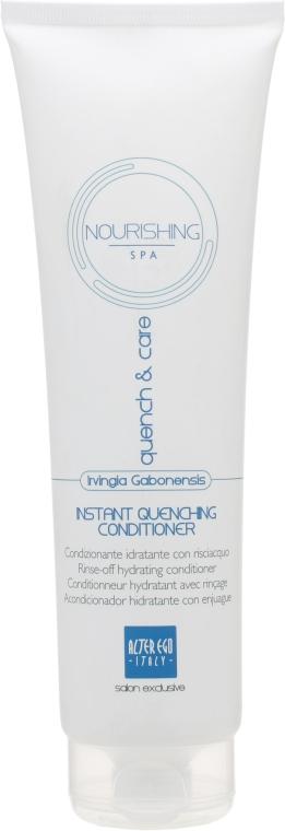 Увлажняющий кондиционер для волос с ирвингией габонской - Alter Ego Nourishing SPA Quench and Care Irvingia Gabonensis Conditioner