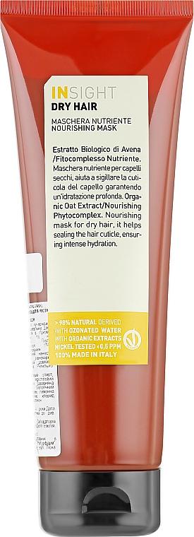 Маска питательная для сухих волос - Insight Dry Hair Nourishing Mask