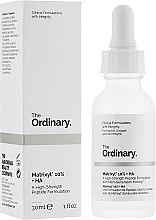 Духи, Парфюмерия, косметика Пептидная сыворотка с гиалуроновой кислотой - The Ordinary Matrixyl 10% + HA