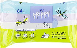 Духи, Парфюмерия, косметика Детские влажные салфетки - Bella Baby Happy Classic
