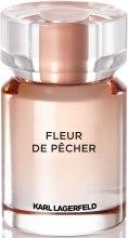 Духи, Парфюмерия, косметика Karl Lagerfeld Fleur De Pecher - Парфюмированная вода (тестер с крышечкой)