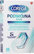 Духи, Парфюмерия, косметика Таблетки для зубных протезов - Corega Bio Tabs Double Strength
