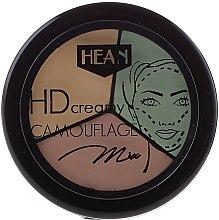 Духи, Парфюмерия, косметика Корректор для лица - Hean High Definition Skin Mix