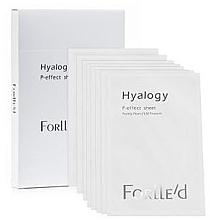 Духи, Парфюмерия, косметика Маска для глаз - Forlle'd Hyalogy P-effect Sheet for Eyes