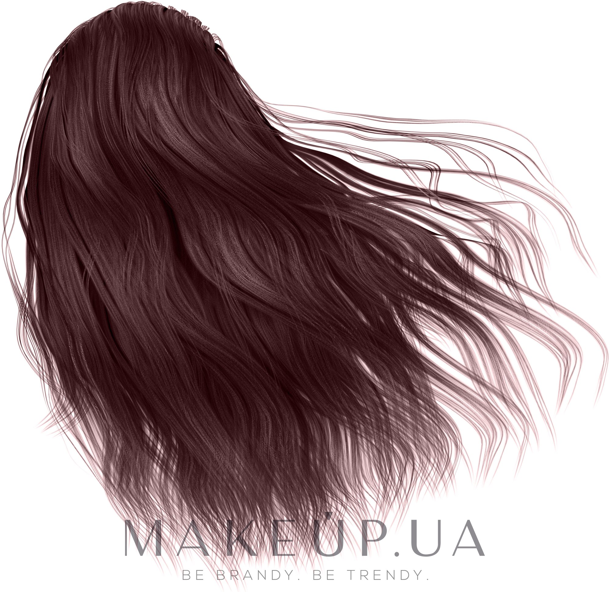 Краска для волос - Brelil Colorianne Prestige — фото 5/50 - Светлый шатен махогон