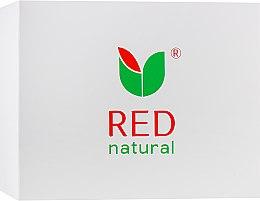 Духи, Парфюмерия, косметика Набор - Red Natural (shm/200ml + sh/gel/200ml + t/paste/100g + soap/250ml + soap/100g)