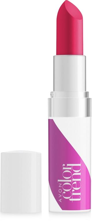 Матовая губная помада - Avon Colour Trend Matte Lipstick