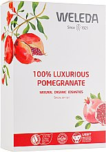 Набор - Weleda 100 % Luxurious Pomegranate (sh/gel/200ml + deo/50ml) — фото N1