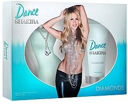 Духи, Парфюмерия, косметика Shakira Dance Diamonds - Набор (edt/50ml + b/lot/50ml)