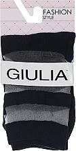 "Духи, Парфюмерия, косметика Носки ""WSM-017"", Navy - Giulia"
