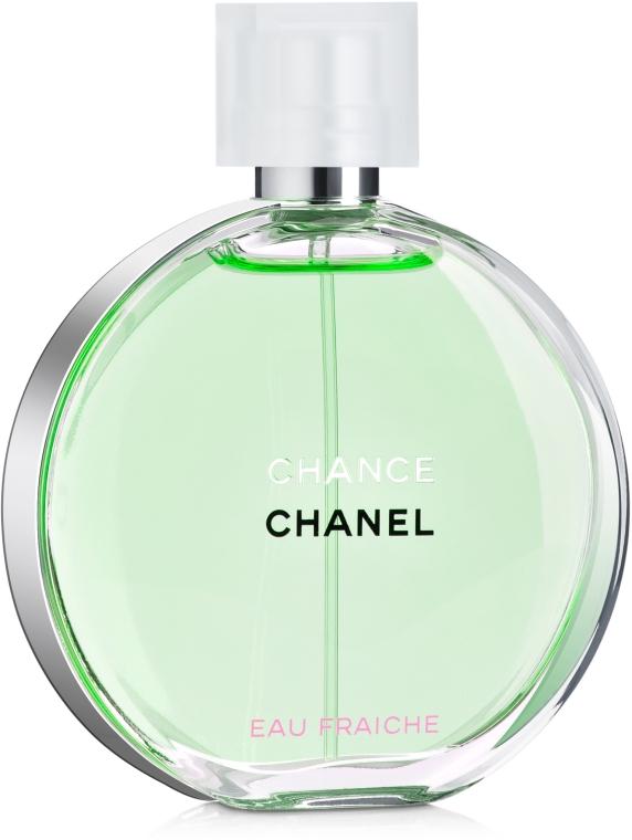 Chanel Chance Eau Fraiche - Туалетная вода (тестер с крышечкой)