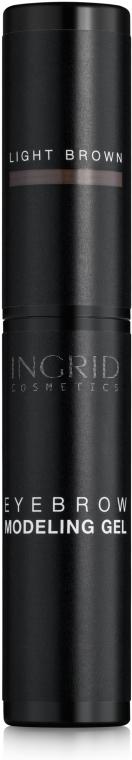 Гель для бровей - Ingrid Cosmetics Professional Eyebrow Modeling Gel