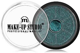 Духи, Парфюмерия, косметика УЦЕНКА Тени-блестки в сухой текстуре - Make-Up Studio Glimmer Effects *
