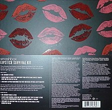 Набор - Smashbox Lipstick survival Kit (lipstick/3x3g + Liner/3x0.27g + gel/10ml ) — фото N4