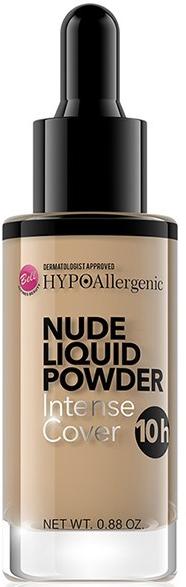 Жидкая пудра - Bell Nude HypoAllergenic Powder