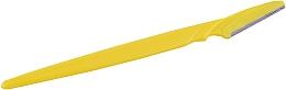 Духи, Парфюмерия, косметика Триммер для бровей и бикини, PN 40700, желтый - Omkara