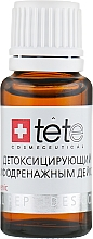 Духи, Парфюмерия, косметика Биокомплекс детоксифицирующий с лимфодренажным действием - TETe Cosmeceutical Biocomplex