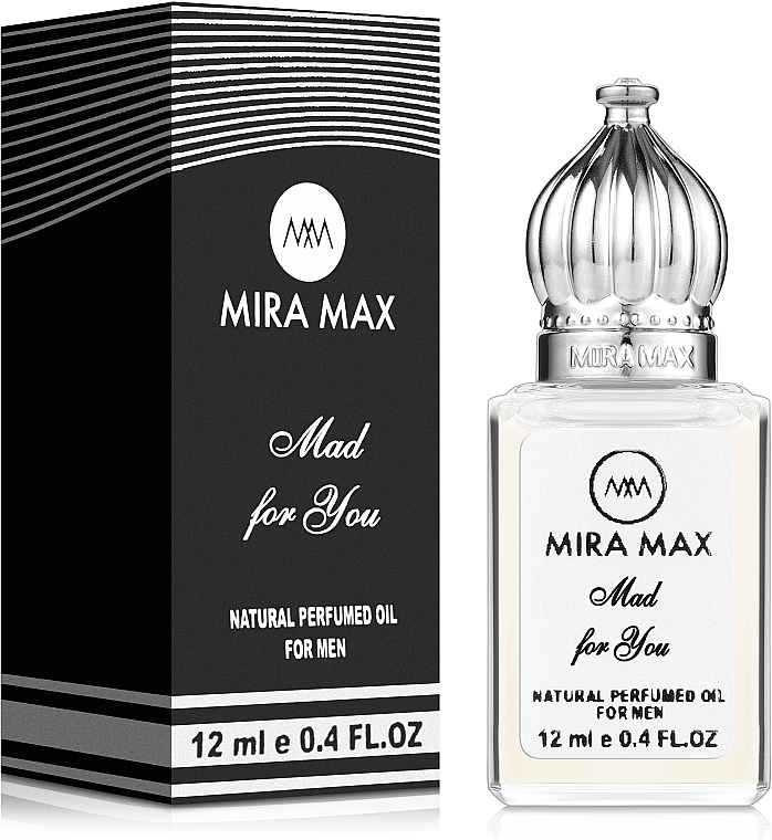 Mira Max Mad For You - Парфюмированное масло