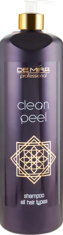 Технический шампунь-пилинг - Demira Professional Clean Peel
