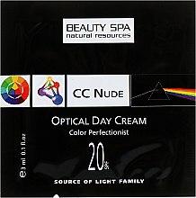 Духи, Парфюмерия, косметика Тонирующий флюид-корректор «СС-КРЕМ» SPF-20 - Beauty Spa CC-NUDE-cream (пробник)