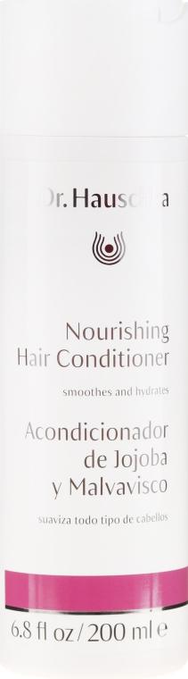 """Ополаскиватель для волос """"Жожоба и Алтей"""" - Dr. Hauschka Nourishing Hair Conditioner"""