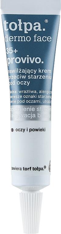 Антивозрастной крем для контура глаз - Tolpa Provivo 35+ Anti-Age Eye Cream