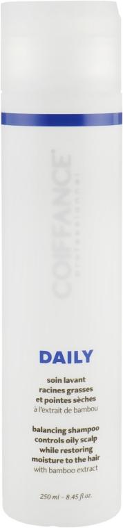 Шампунь для жирных волос - Coiffance Professionnel Balancing Shampoo