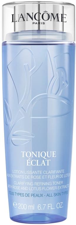 Освежающий лосьон с эффектом отшелушивания - Lancome Tonique Eclat Clarifying Exfoliating Toner
