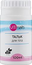 Духи, Парфюмерия, косметика Тальк для тела - ViTinails