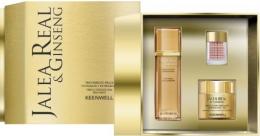 Духи, Парфюмерия, косметика Набор - Keenwell Jalea Real and Ginseng (serum/40ml + cr/80ml + eye/gel/15ml)