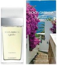 Dolce&Gabanna Light Blue Escape to Panarea - Туалетна вода (тестер з кришечкою) — фото N1