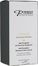 Духи, Парфюмерия, косметика Дезодорант антиперспирант мужской - Premier Dead Sea Anti Perspirant Deodorant For Men
