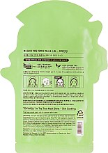 Листовая маска для лица - Tony Moly I'm Real Tea Tree Mask Sheet  — фото N2