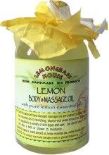 "Духи, Парфюмерия, косметика Масло для тела ""Лимон"" - Lemongrass House Lemon Body & Massage Oil"