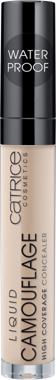 Жидкий консилер для лица - Catrice Liquid Camouflage High Coverage Concealer
