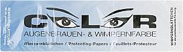 Духи, Парфюмерия, косметика Бумага под ресницы, 96 шт - RefectoCil Awf Color