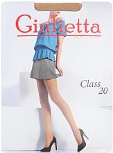 "Духи, Парфюмерия, косметика Колготки ""Class"" 20 Den, visone - Giulietta"