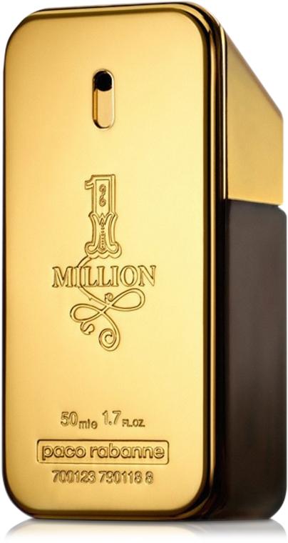 Paco Rabanne 1 Million - Туалетная вода — фото N3