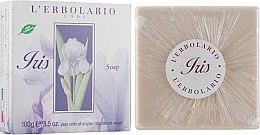 "Духи, Парфюмерия, косметика Душистое мыло ""Ирис"" - L'Erbolario Sapone Iris"